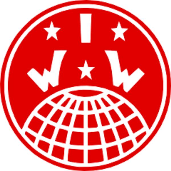 00a3 IWW logo. 02.09.13