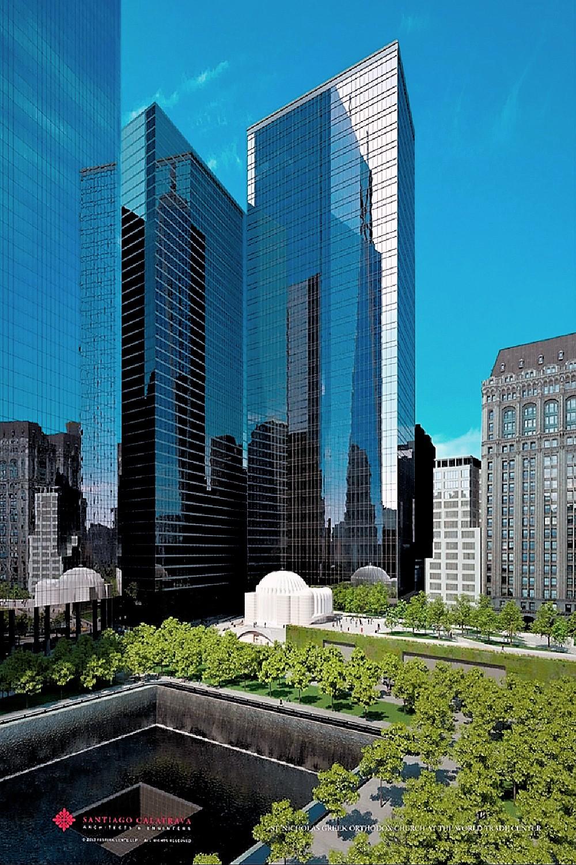 00 Architectural Rendering. St Nicholas Greek Orthodox. NYC. 31.10.13