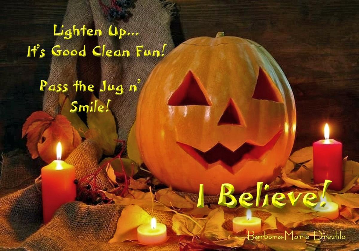 00 Halloween. I Believe! 27.10.13
