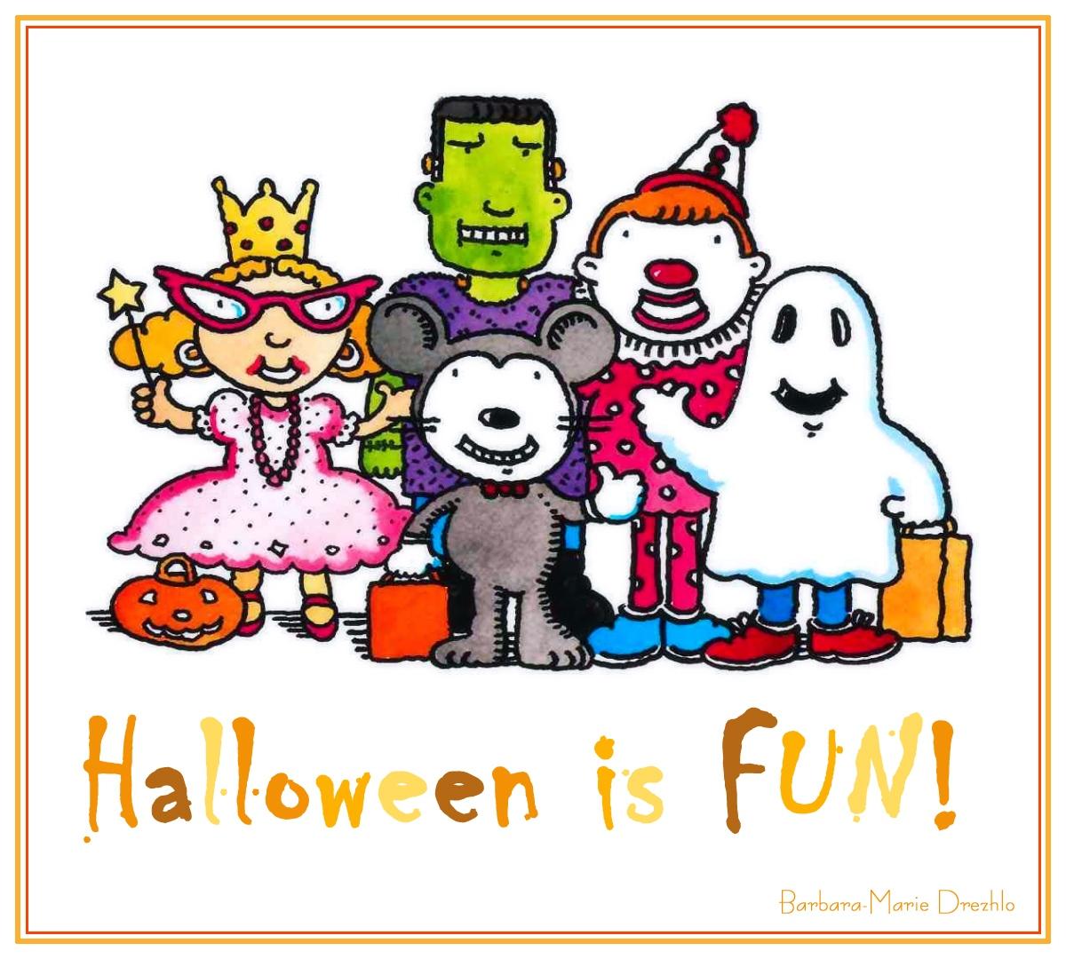00 Halloween is FUN! 27.10.13