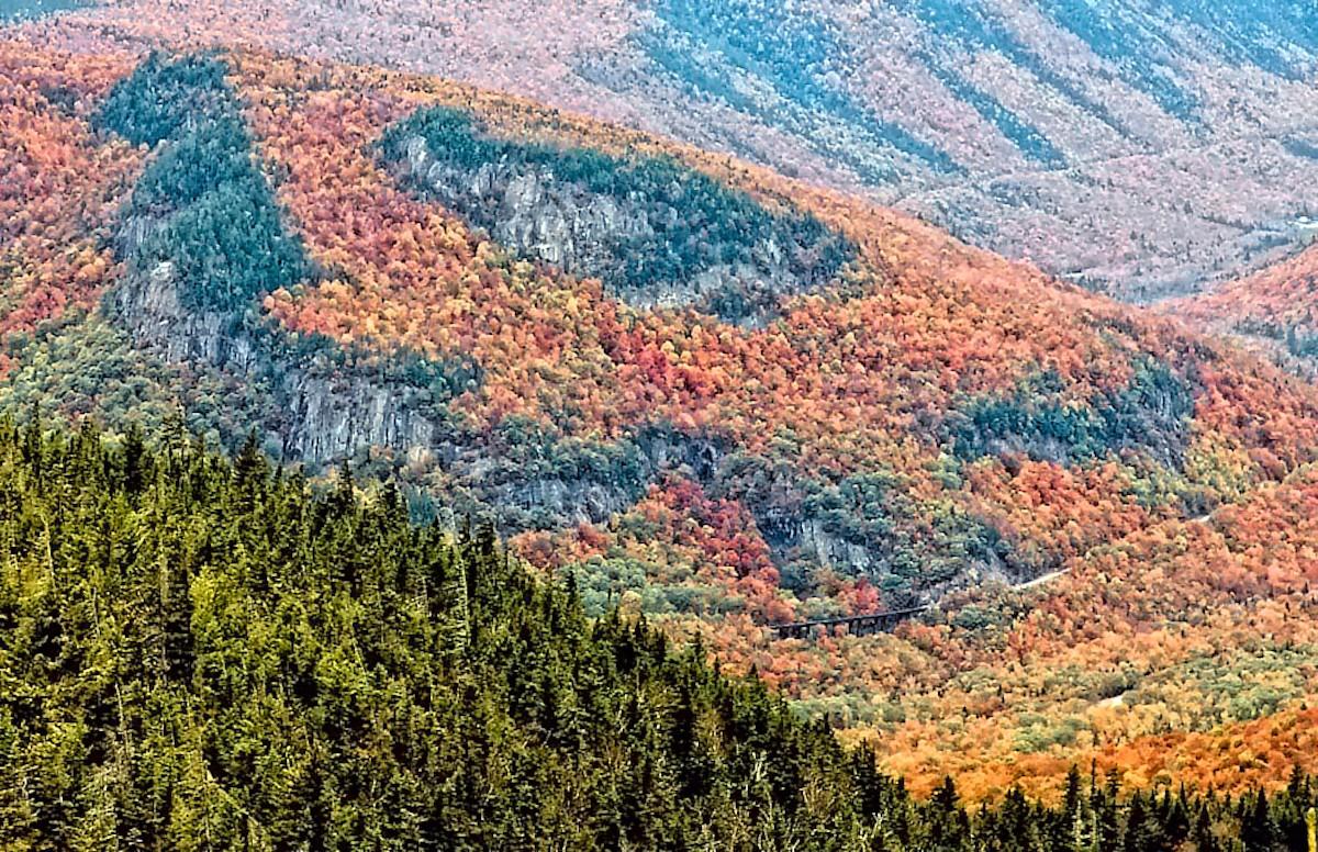 00 It's Autumn! 02. Crawford Notch NH USA. 10.10.13