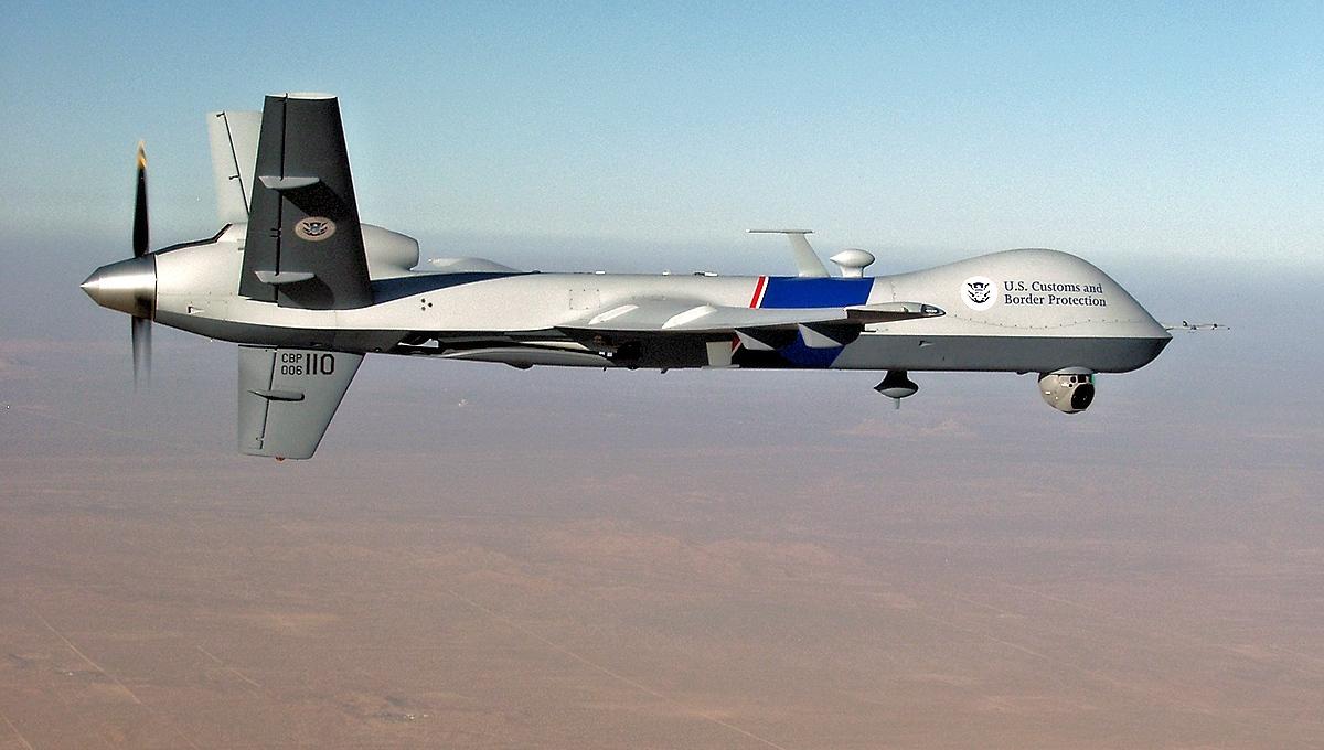 00 US RQ-1 Predator drone. 22.10.13