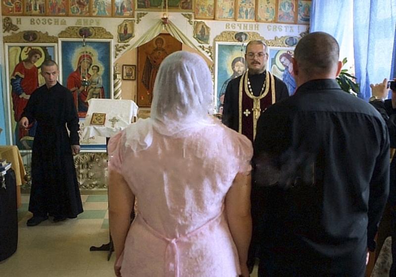 00 Wedding in Russian Prison. 02. 07.10.13