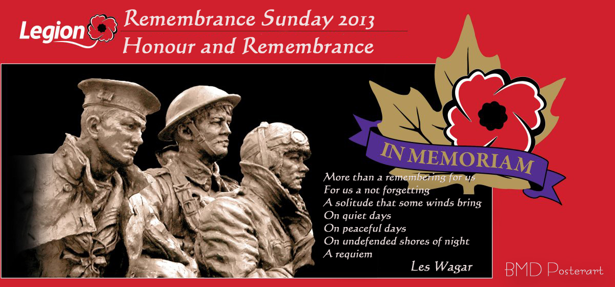 00 Canada Remembrance Sunday 2013