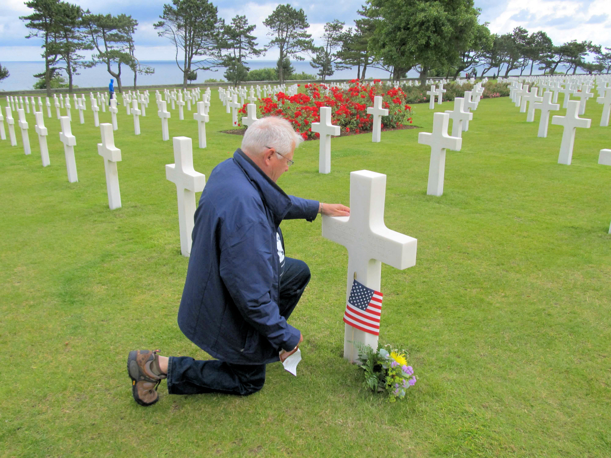 00 France US Military cemetery. Veterans' Day. 11.11.13