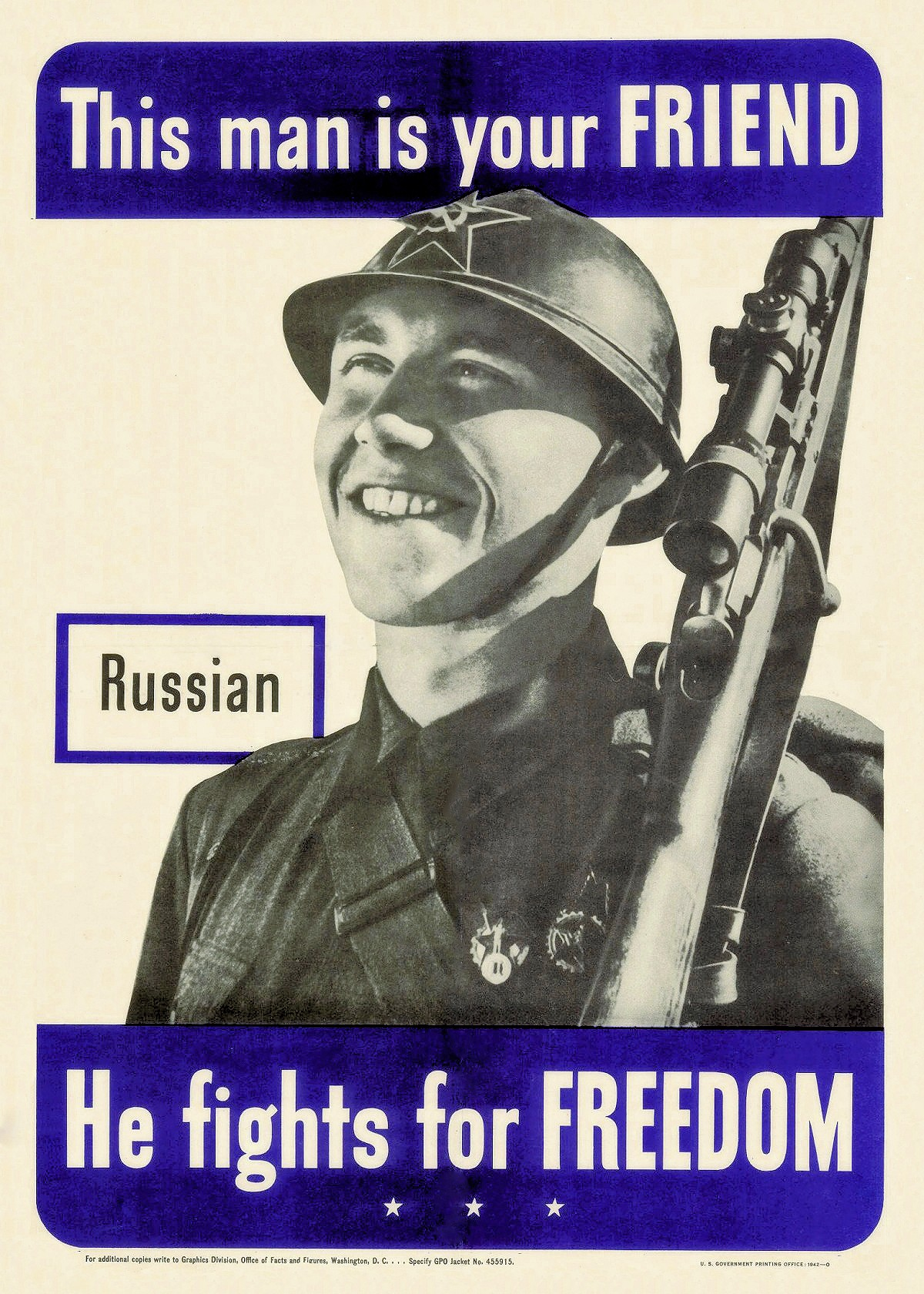 00 Lend-Lease Posters 01. USSR. 28.11.13
