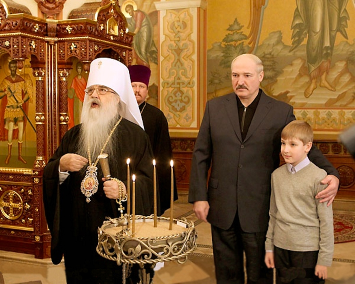 00 Lukashenko and Metropolitan Philaret. 01. 16.07.13