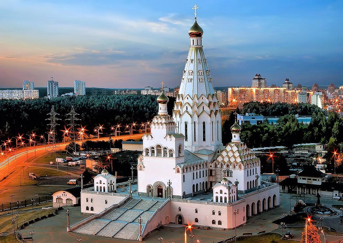 00 Memorial Church of all Saints. Minsk. 02. 16.07.13