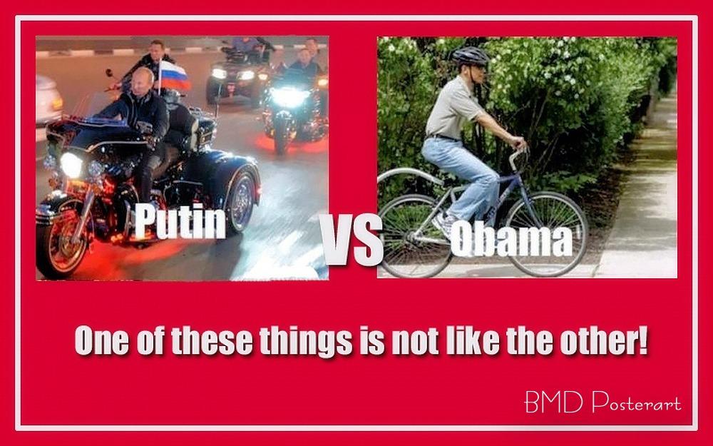 00 Putin vs Obama. 11.11.13