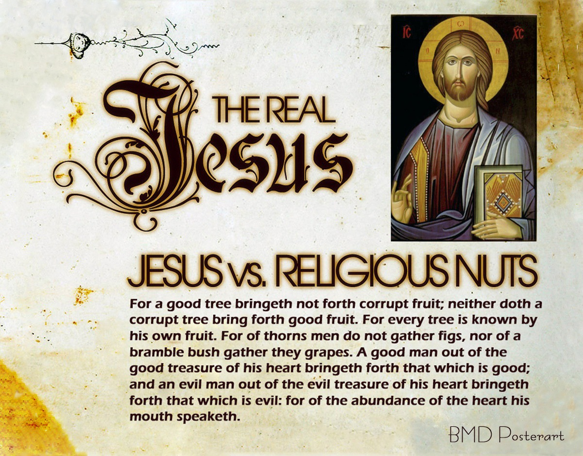 00 The Real Jesus. 10.11.13