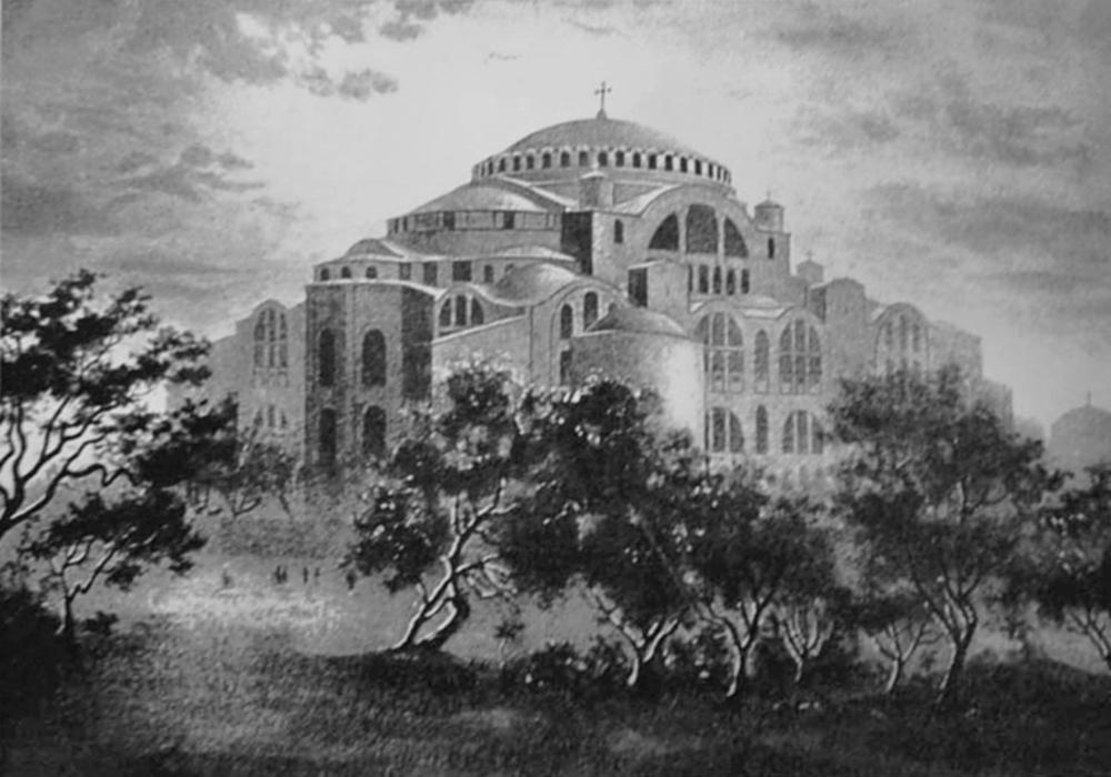 Hagia Sophia Voices From Russia