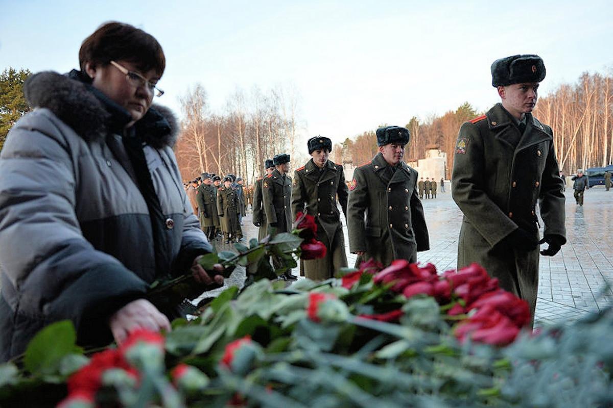 00 Kalashnikov funeral 15. Moscow. 29.12.13