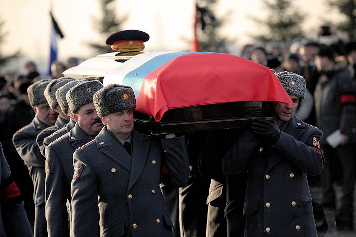 00 Kalashnikov. funeral. 27.12.13