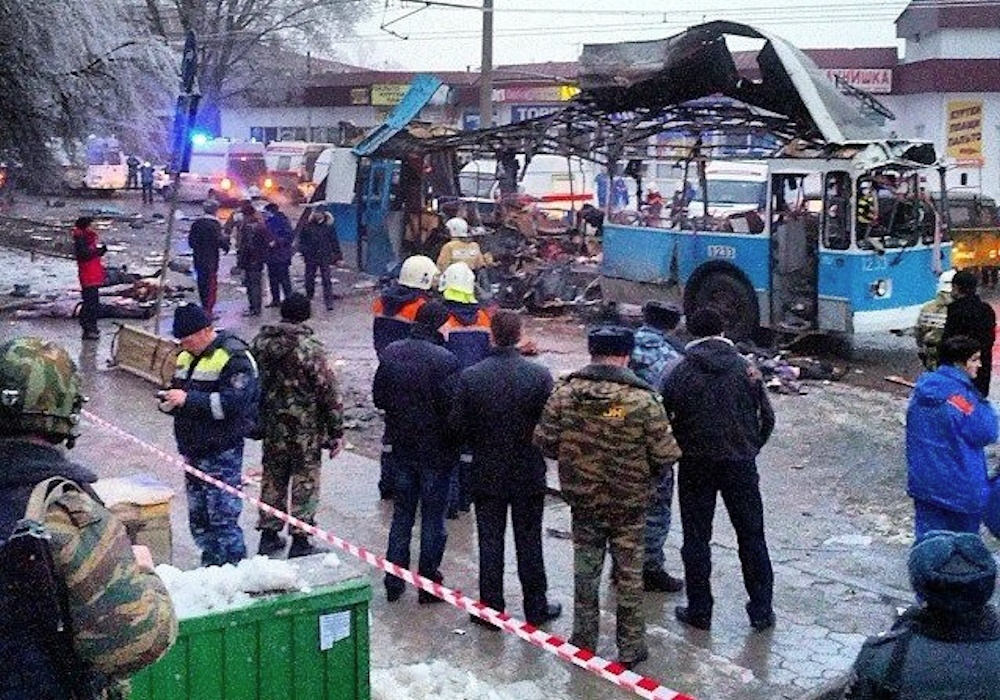 00 Terrorist Act in Volgograd 01. 31.12.13