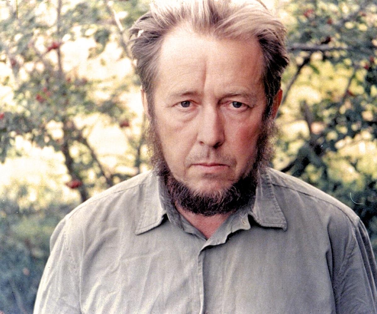 00 Aleksandr Solzhenitsyn. 26.10.13