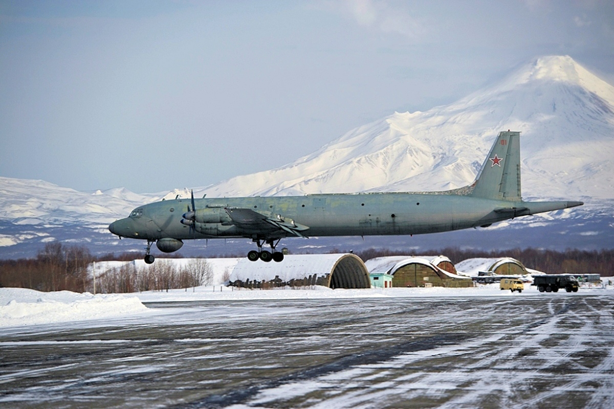 00 AV-MF Il-38 ASW MP aircraft. 04.01.14