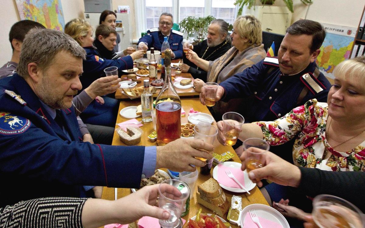00 Cossack Christmas in Volgograd 01. 14.01.14