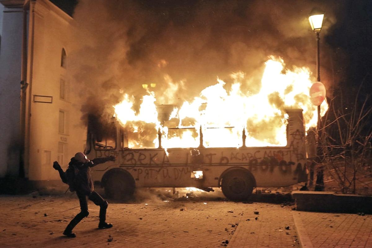 00 Kiev Riot. the Ukraine. 05. 19.01.14