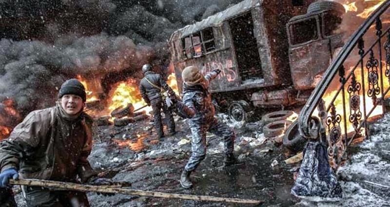 00 Kiev. riots 01. 23.01.14