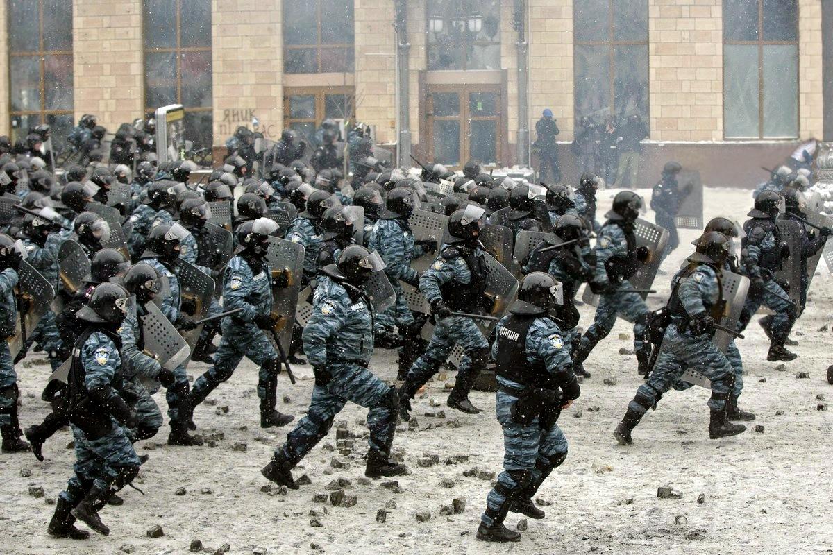 00 Kiev. riots 01. 24.01.14