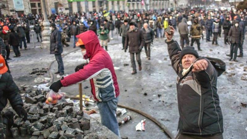 00 Kiev. riots 02. 20.01.14
