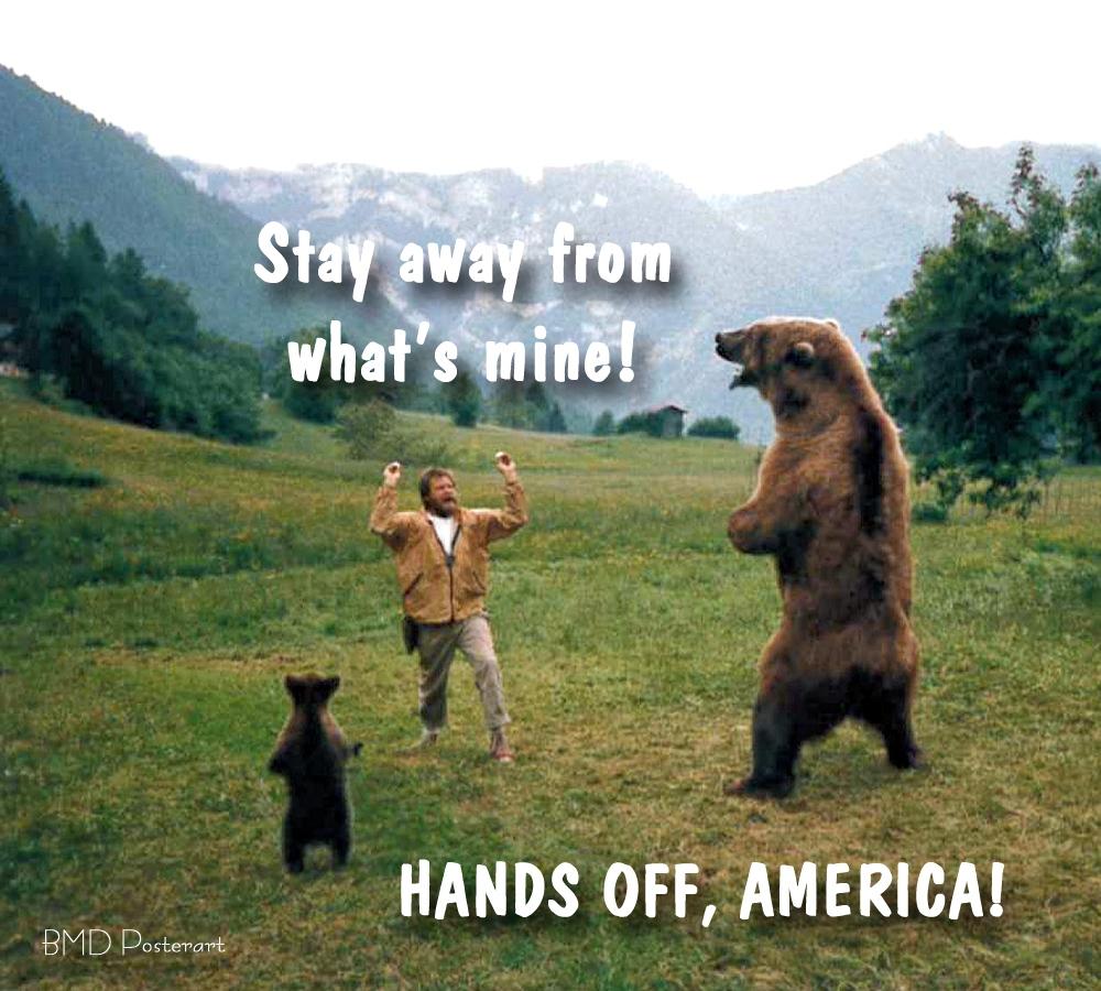 00 Mama Bear and Cub. 29.01.14