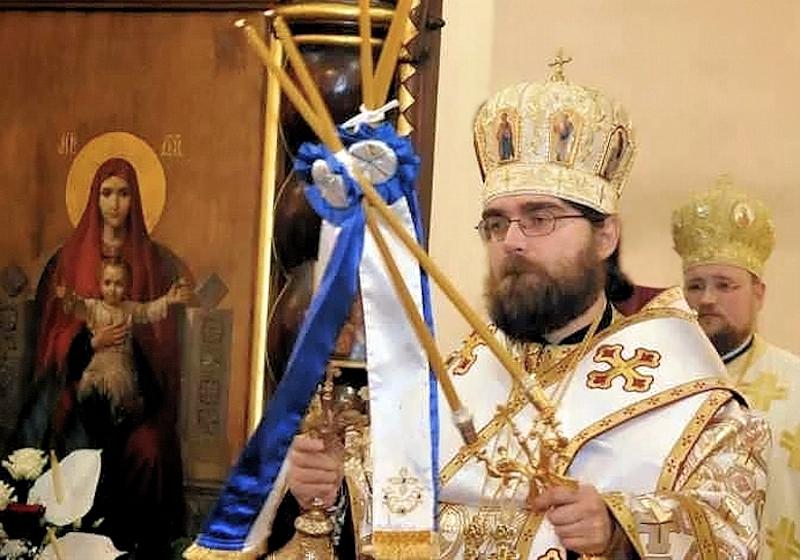 00 Metropolitan Rastislav Gont of Prešov PCČKS. 14.01.14 – Resized