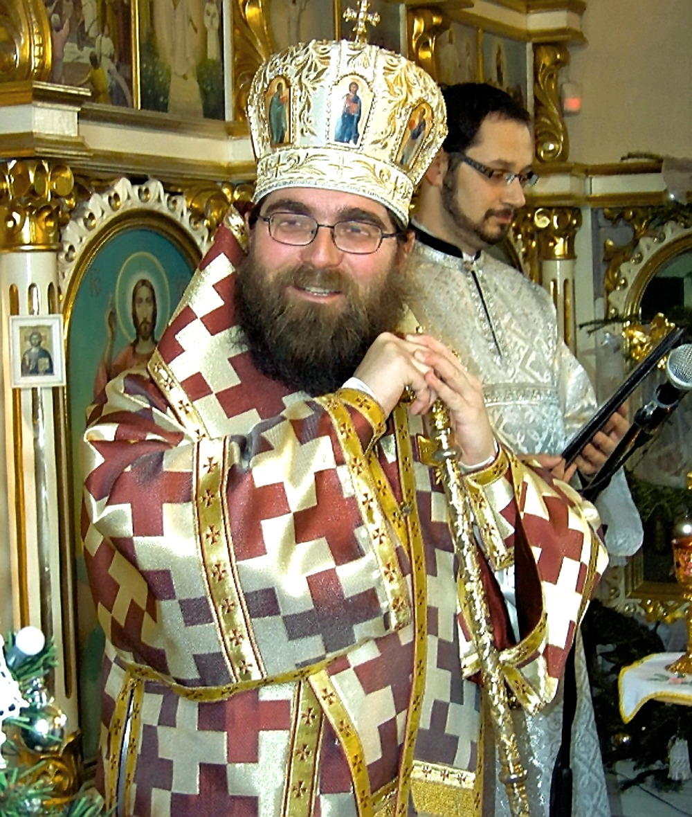 00 Metropolitan Rastislav Gont of Prešov PCČKS. 13.01.14