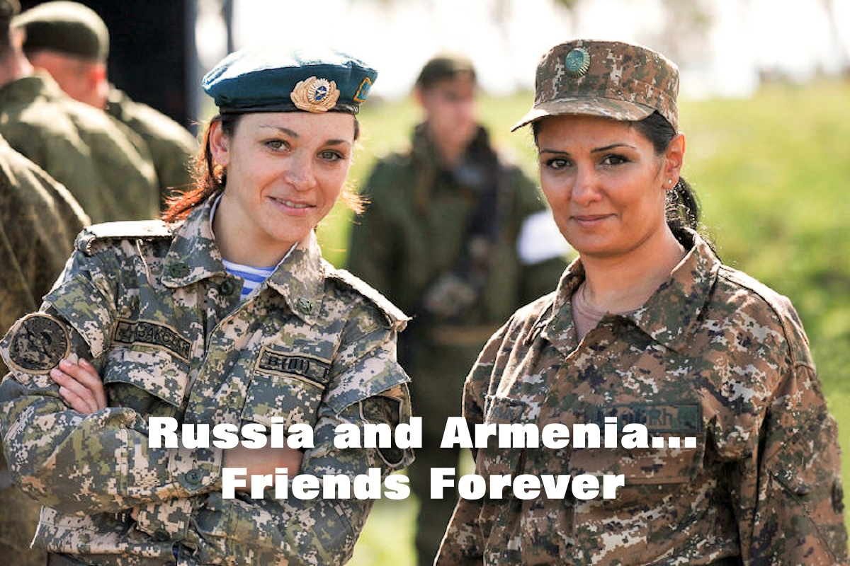 00 Russia and Armenia... Friends Forever! 04.01.14