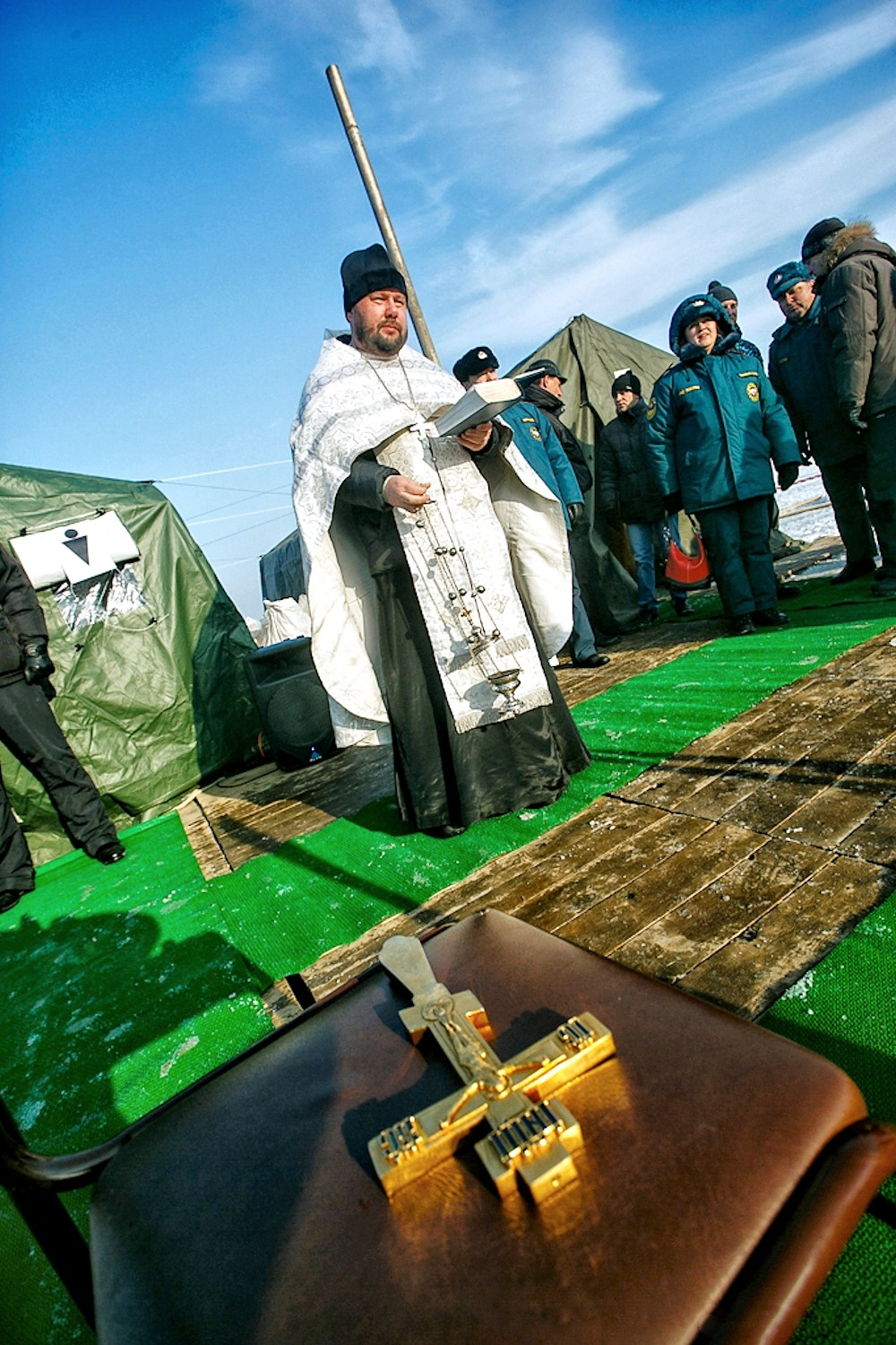 19 2014 a photo essay it was epiphany in the russian far epiphany 01 russia 19 01 14