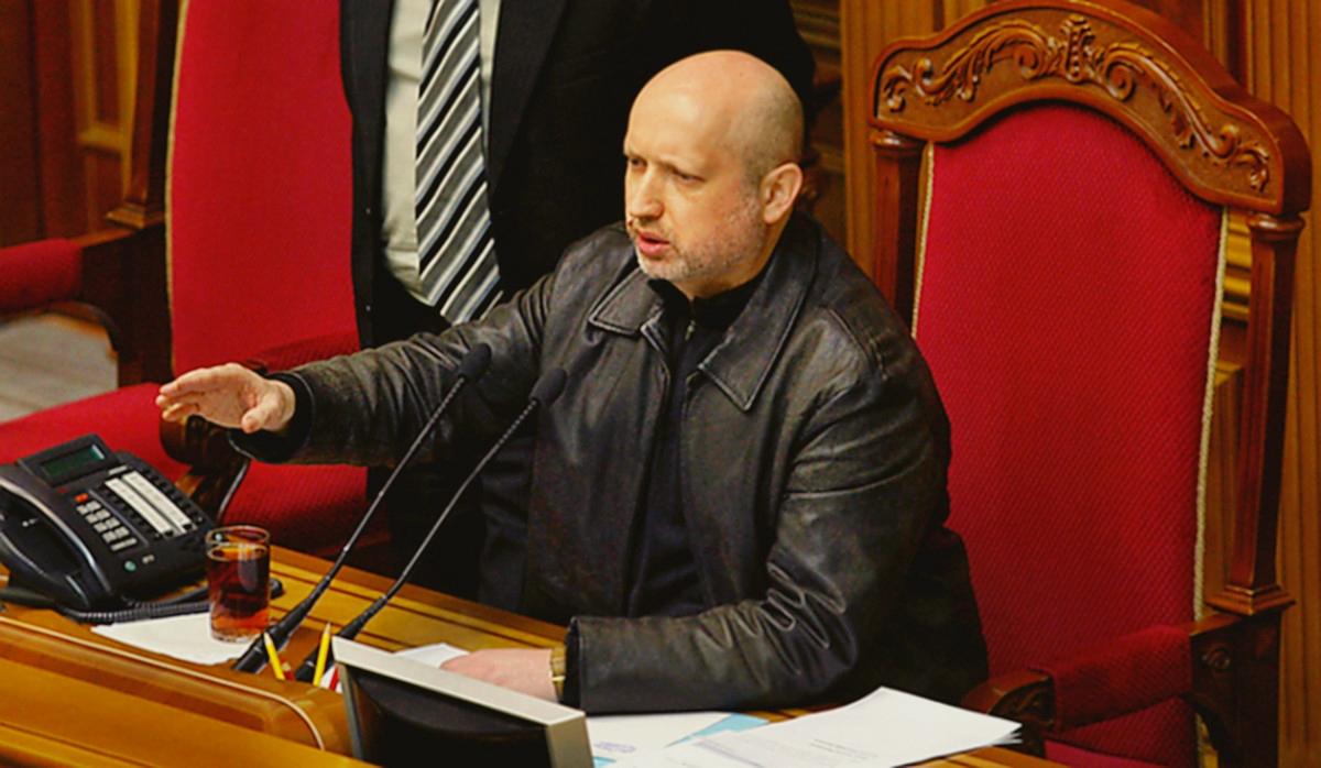 00 Aleksandr Turchinov. Timoshenko hack. 23.02.14