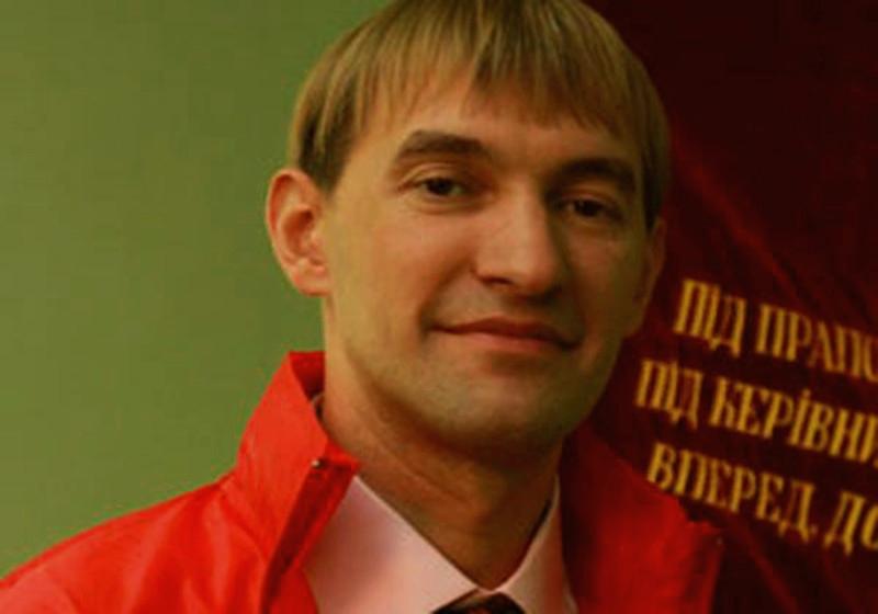 00 Rostislav Vasilko. KPU. Communist. 26.02.14