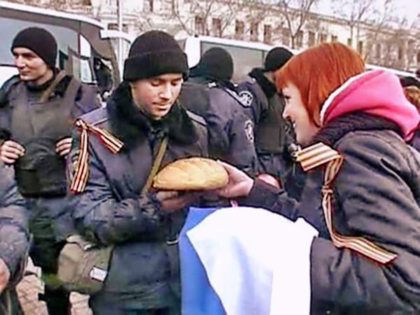 00 Sevastopol. Spetsnaz. 25.02.14