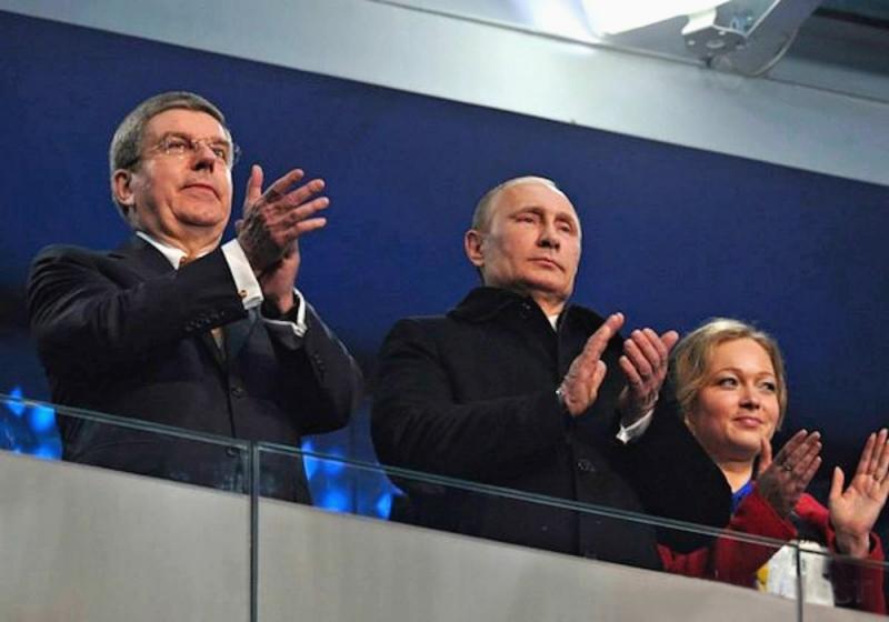 00 Sochi Olympics 02. Putin. 07.01.14