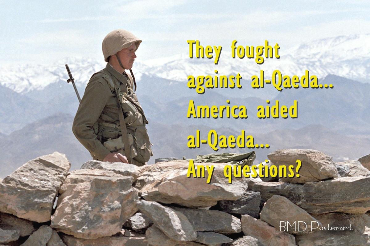 00 Soviet soldier in Afganistan. 16.02.14