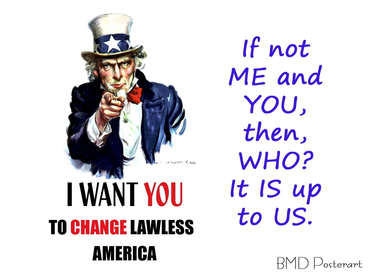 00 Uncle Sam. Change Lawless America. 15.02.14