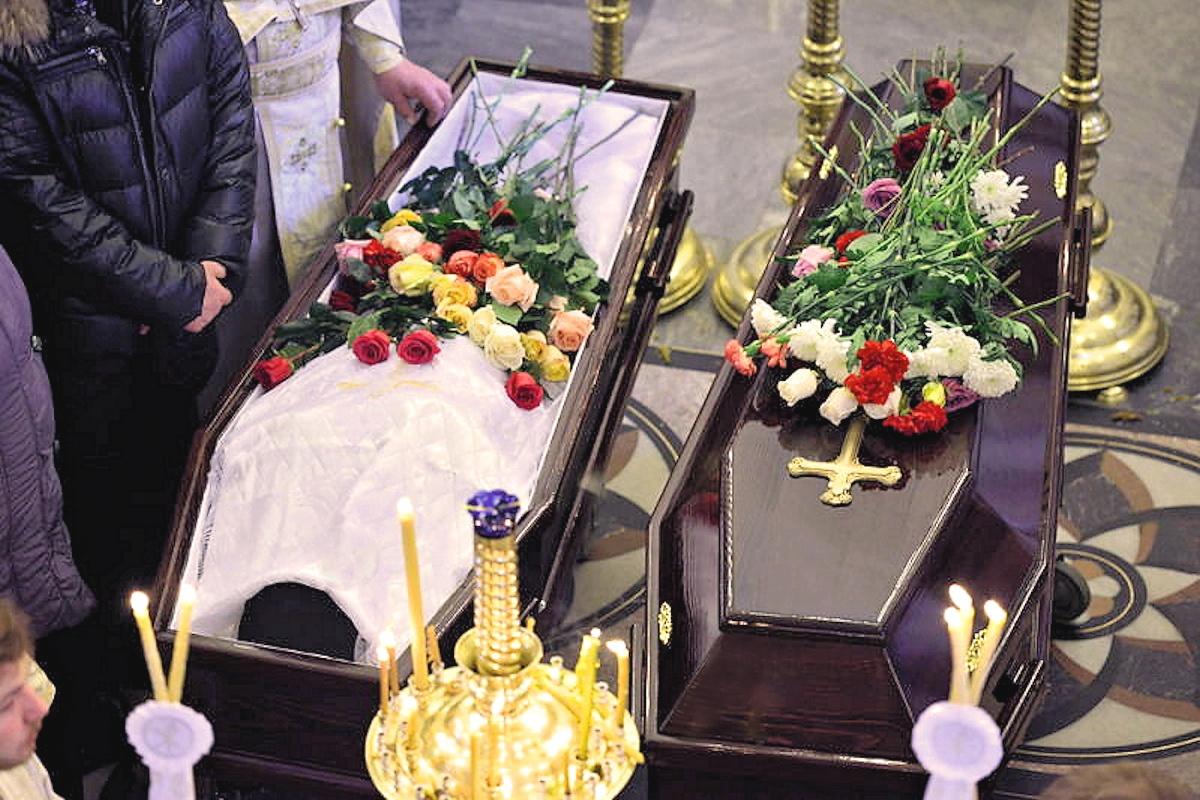 00 Yuzhno-Sakhalinsk. funeral. 12.02.14