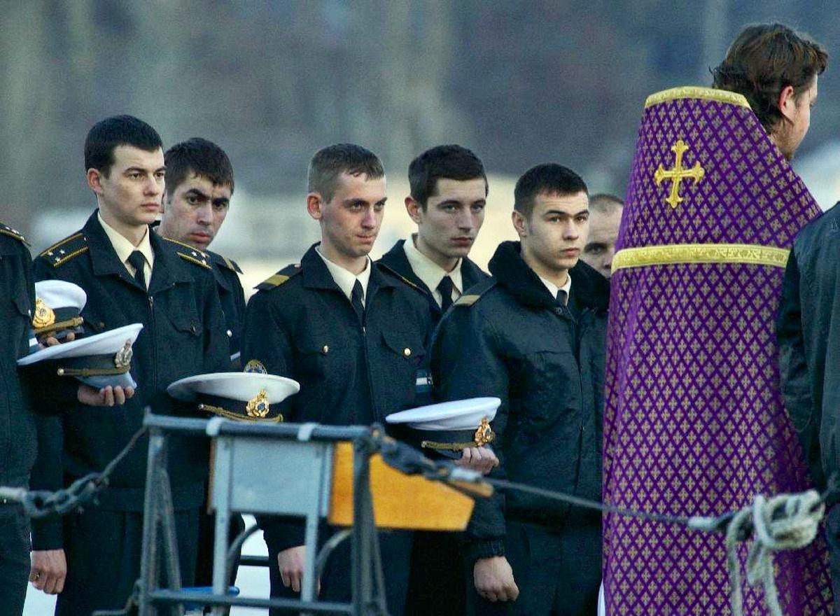 00 Crew of corvette Ternopol. 05.03.14