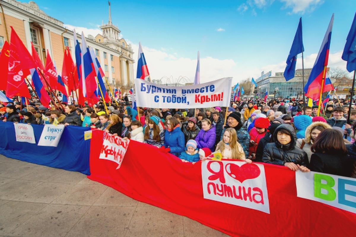 00 Crimea rally. Moscow 01. 19.03.14