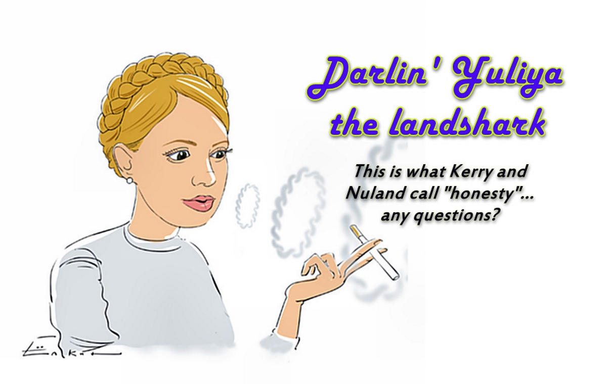 00 Darlin' Yuliya. Kerry's Choice. 11.03.14