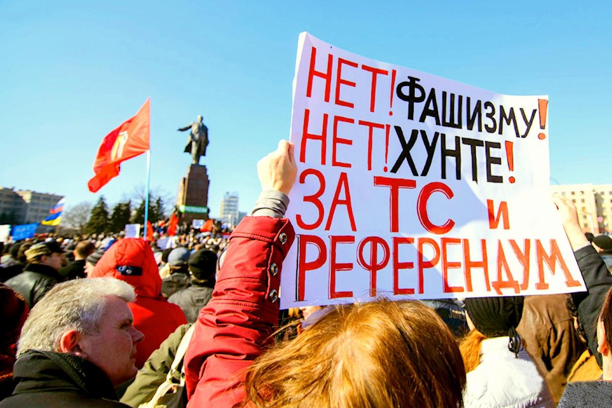 00 kharkov patriot rally. 30.03.14