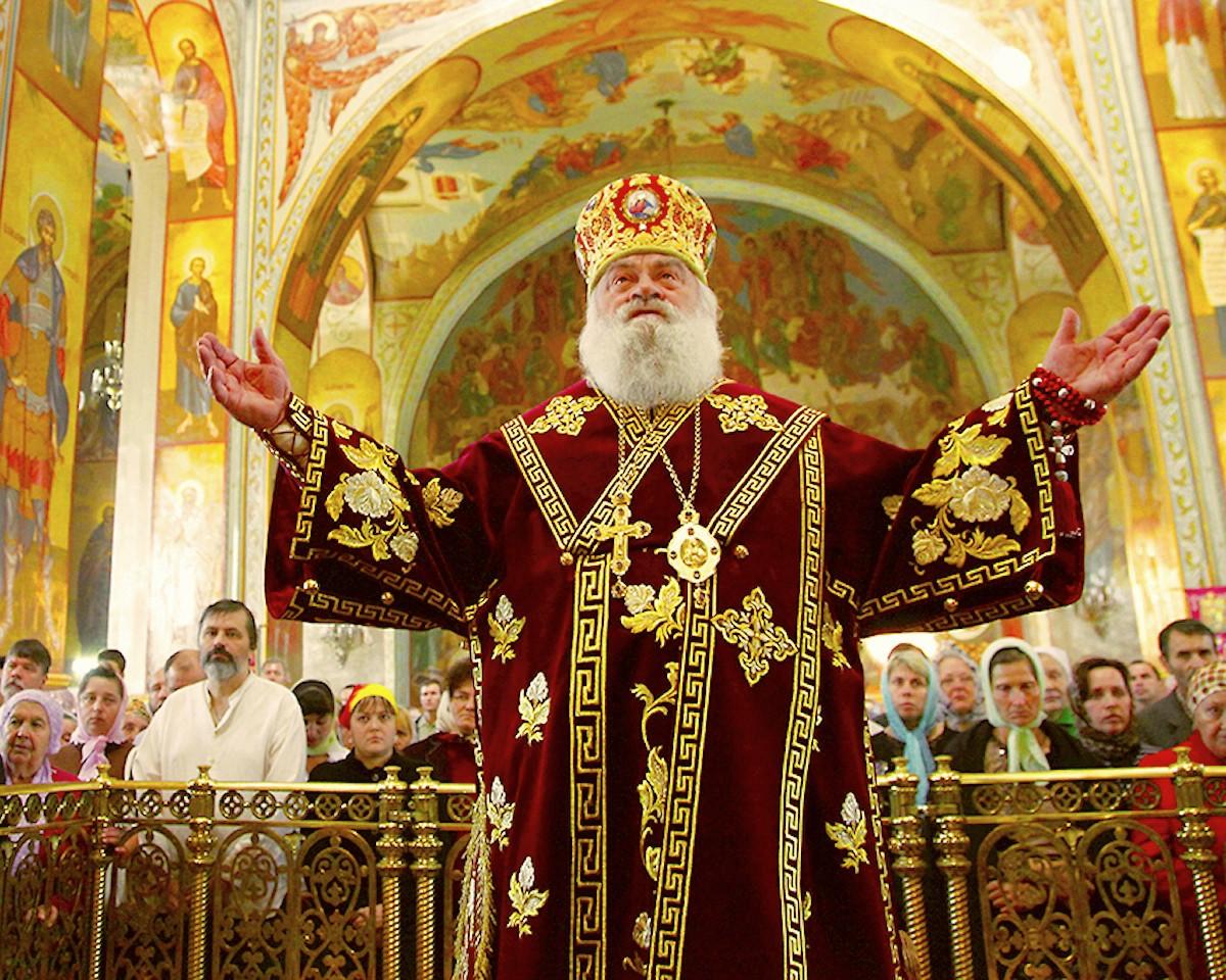 00 Metropolitan Sofrony of Cherkassy. 26.03.14