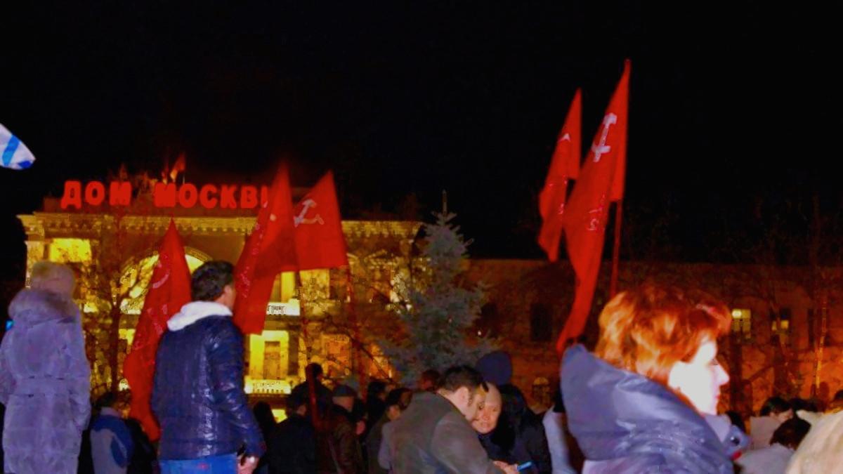 00 Simferopol. Crimea. 22.03.14