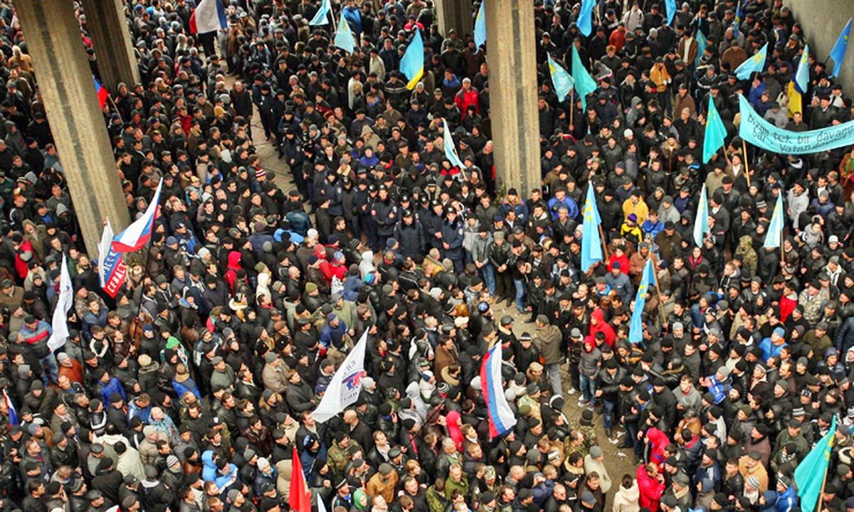 00 Ukraine. Odessa. 01.03.14
