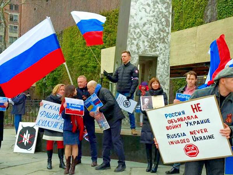 00 UN. Russians and Ukranians against the junta 01. 24.03.14