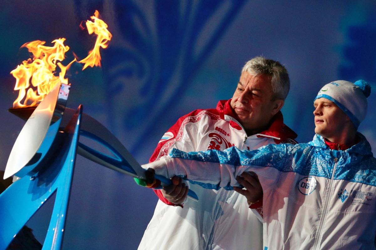 00 Yekaterinburg Paralympic Relay 07. 03.03.14