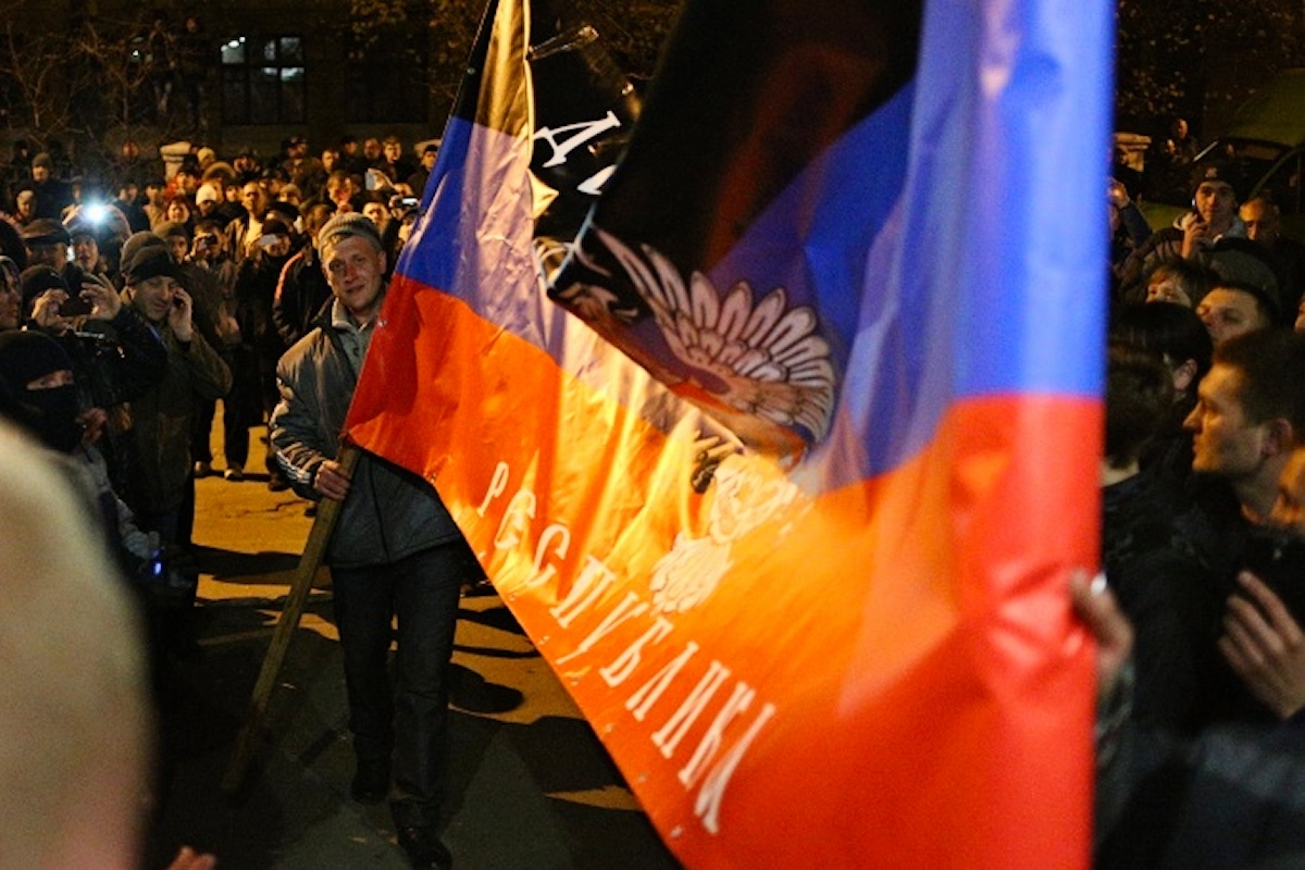 00 Donetsk Peoples Republic. 16.04.14