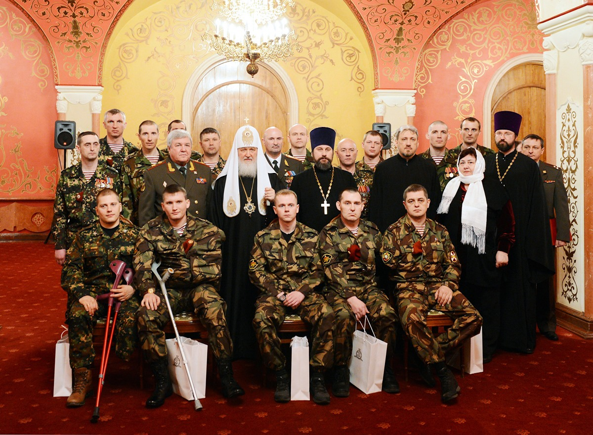 00 Patriarch kirill. MVD troops 05. 02.04.14