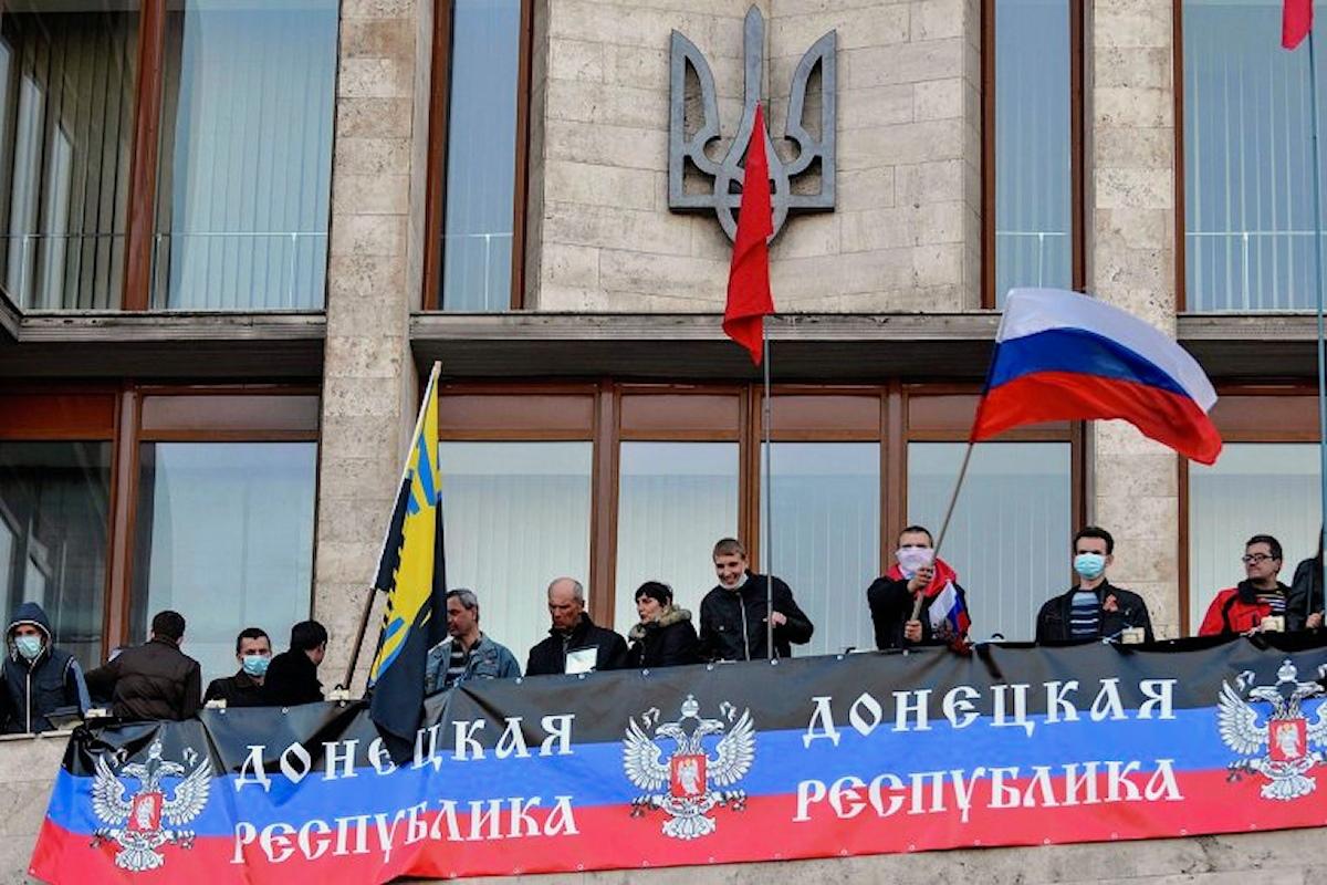 00 SBU Donetsk. 07.04.14