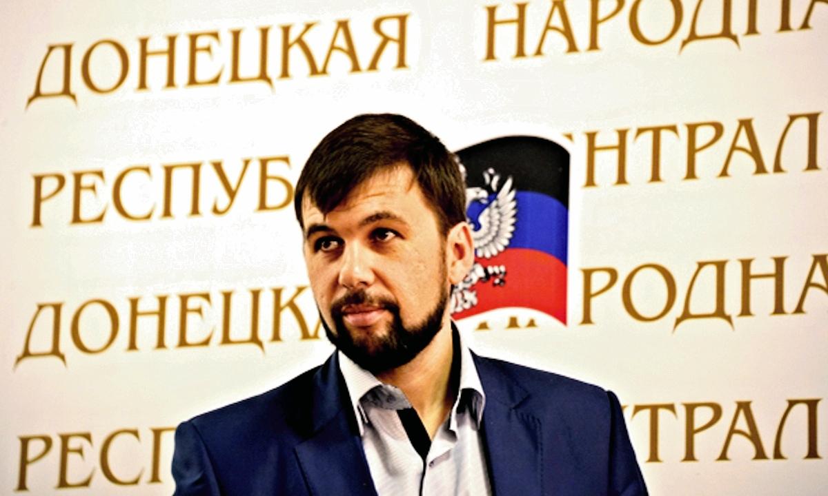 00 denis pushilin. donetsk peoples reprublic. russia. 20.05.14